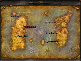 The World of Warcraft by Eipakten