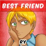 Click-and-drag game - Best-friend by Raygirl13