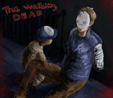 Cry plays The Walking Dead by Equifox