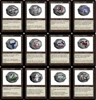 The Twelve Talismans -MTG Card by Warrior-Within