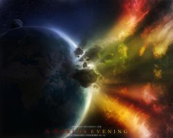 A Worlds Evening by Baro