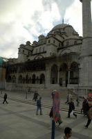 TURKISH MOSK by jchrist04