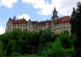 Sigmaringen castle by Pippa-pppx