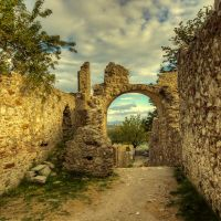 Greece - Mystras - 04 by GiardQatar