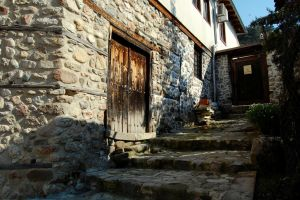 On the streets of Melnik by Adsarta