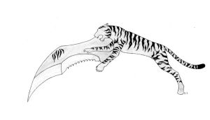 Tiger Claw by kyo51100