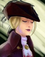 Lady Maria portrait by Wingless-sselgniW