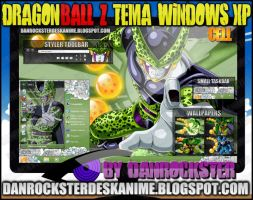 Cell Theme Windows XP by Danrockster
