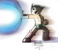 Astroboy by aestheticartist