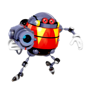 2016 EggRobo Legacy Render by Nibroc-Rock