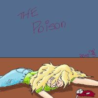 The Poison by TigaLioness