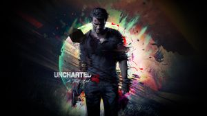 Uncharted 4 The Thiefs End by Jover-Design
