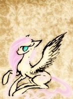 Fluttershy by Luted