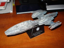 PSF Andorian Battlecruiser by Draconis1609