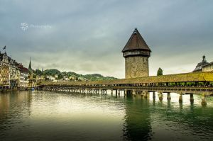 Restored bridge by XanaduPhotography