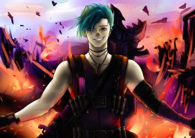 Jinx (male) by Blacksix57