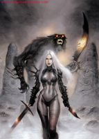 ARAWN cover issue 2 by sebastien-grenier