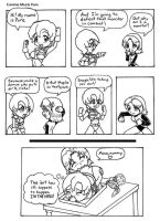 Canime Short Comic by canime