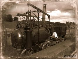 Steampunk Journeymen by Estruda