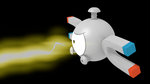 Blender 3D: Magnemite #2 by 4lyx9