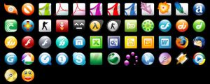 Software Icons Full Preview by deleket