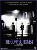 The Confectionist Poster (Exorcist / Wonka Mashup) by Rabittooth