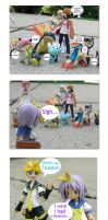 Figure Comics-Pokemon part 1 by Yami-Usagi