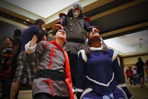 LoK: Prepare to be Equalized by blackflame16