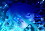 A Voice in the Sea of Lights by Kagoya-chan
