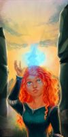 Merida by palnk