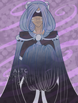 AAHPPE: Ghost Wizard by GiaZeries