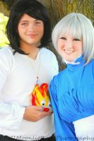 Howl's Moving Castle - Happily Ever After by Eli-Cosplay
