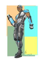 2010oct15 Cyborg by feitian