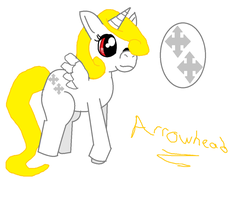 MLP OC: Meet Arrowhead by tallsimeon2003