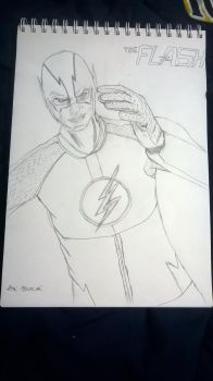 The Flash by Josee-kun
