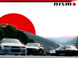 Sons Of Nismo by aethiself