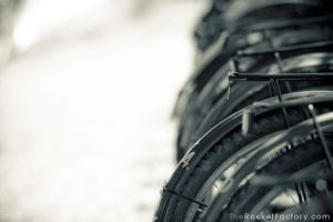 Bike abstract by frankrizzo