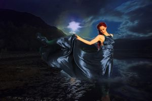 Nymph of Loch Duich by 3punkins