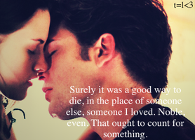 bella and edward kiss 2 by missfaithhale