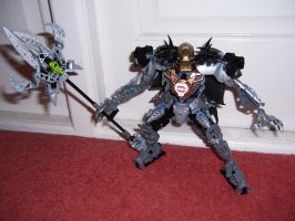 Makuta Necron 1 by ForceLegacy