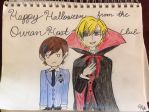 Ouran High School Host Club (Happy Halloween) by Eclipce1