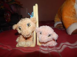 Lion King Simba and Nala Bookends by LittleRolox3