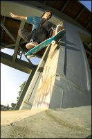 Will - Wallride NollieBack Out by SnoopDong