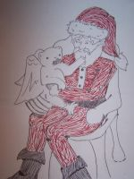 BearHawk's christmas by Narret
