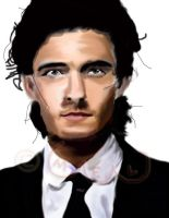 Orlando Bloom- Complete by mel-lyks-cereal