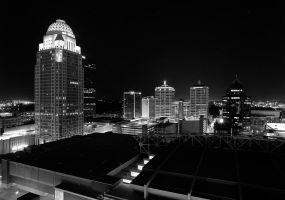 Louisville Nights by alexluyckxphoto