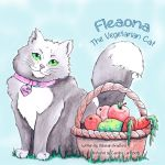 Fleaona The Vegetarian Cat by Candylands