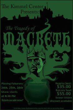 The Tragedy of Macbeth by thebooktheif