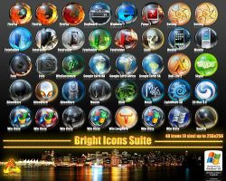 Bright Icons Suite by klen70