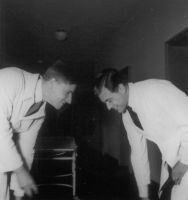 Mengele and Guy by MengeleTwin